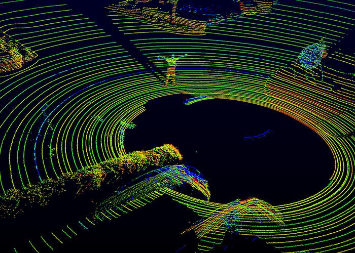 LIDAR: Velodyne Puck VLP-16